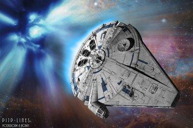 Star Wars Millenium Falcon
