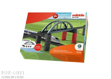 Märklin my world - set bouwstenen viaductspoorwegbrug