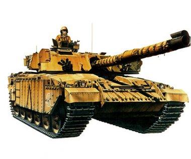 British MBT Challenger 1 Mk.III