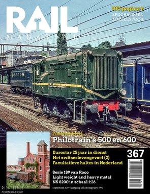 Rail Magazine 367. September 2019