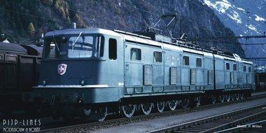 SBB Elektrische locomotief Ae 8/14 11851 DCC Sound