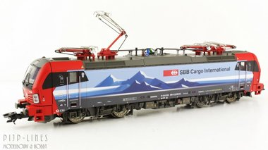 SBB Elektrische locomotief serie 193