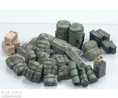 Modern U.S. Military Equipment set