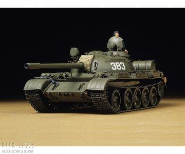 Russian Medium Tank T-55A