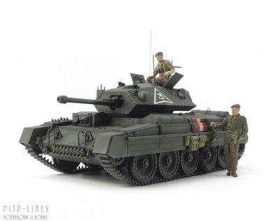 British Cruiser Tank Mk.VI Crusader Mk.III
