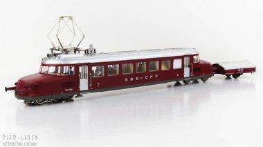 SBB Elektrische motorwagen serie RCe 2/4