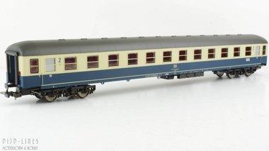 DB sneltrein coupé rijtuig 2e klas Type Bm