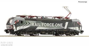 (NL) Rail Force One Vectron BR 193 623-6 AC Sound