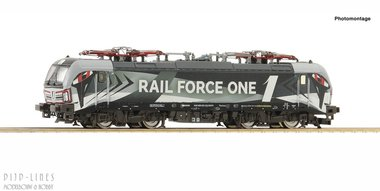 (NL) Rail Force One Vectron BR 193 623-6 DCC Sound N