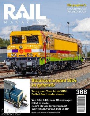Rail Magazine 368. Oktober 2019