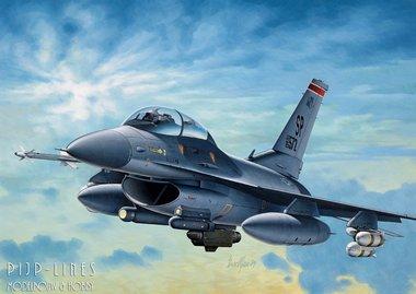 F-16 C/D Night Falcon (NL)