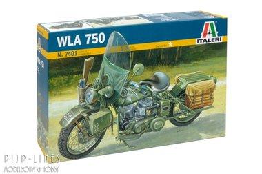 WLA 750 WWII