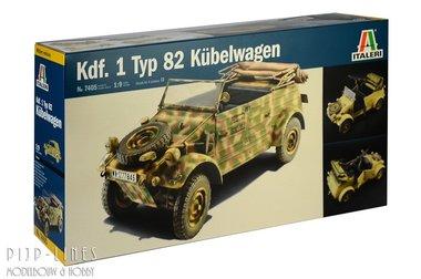 KDF. 1 Typ 82 Kübelwagen