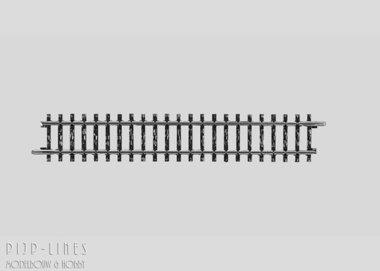 Marklin K-rails Recht railstuk