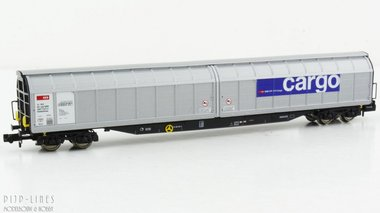 SBB Cargo groot volume wagon Type Habbiillns