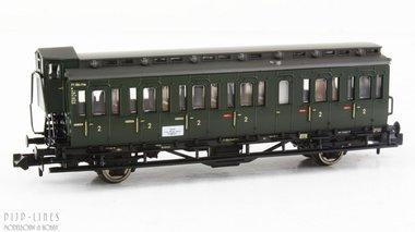 DB Coupé wagen 2e klas met remmershuis Type C pr 21
