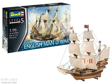 English Man O'War