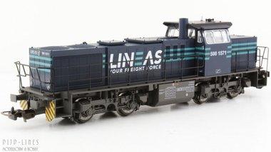 NL Lineas diesellocomotief G1206 AC
