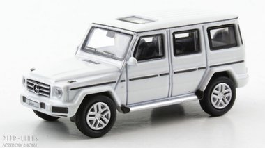 Mercedes-Benz G-klasse Wit