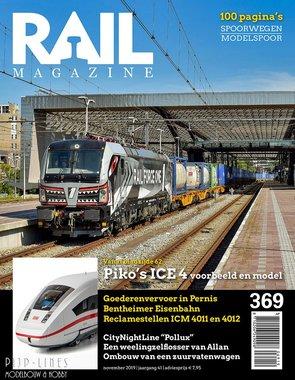 Rail Magazine 369. November 2019