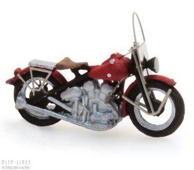 Motor Liberator Rood