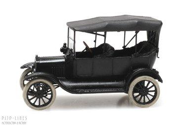 T-Ford Touring dak omhoog