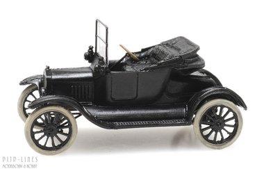 T-Ford Runabout dak omlaag