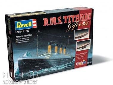 Geschenkpakket R.M.S. Titanic set