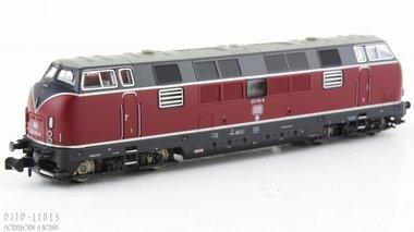 DB Diesellocomotief V 221 115-9 DCC Sound