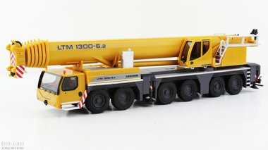 Liebherr LTM 1300-6.2 mobiele kraan