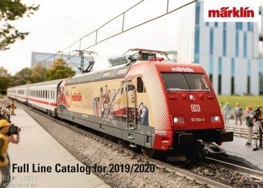 Märklín hoofdcatalogus 2019/2020 E