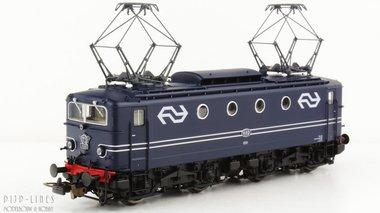 NS E-lok 1100 blauw/NS-logo AC Sound