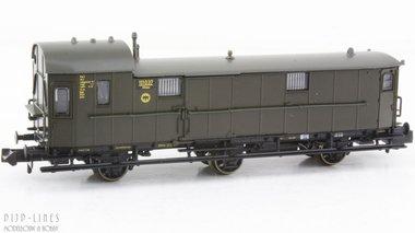 DRG Bagage wagen Type Pw3