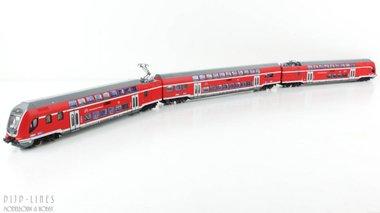 DB Regio TWINDEXX dubbeldekker 3-delig