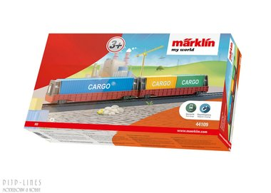 Märklin my world - Set containerwagens.