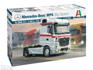 Mercedes-Benz ACTROS MP4 Big Space