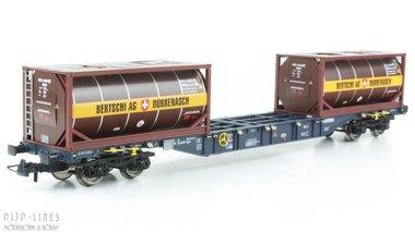 SBB CEMAT Containerdraagwagen Type Sgnns