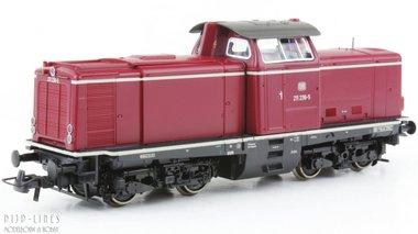 DB Diesellocomotief BR 211 236-5 DC analoog