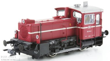 DB Diesellocomotief Köf BR 333 DCC Sound