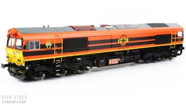 NL Rail Feeding Class 66