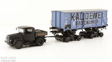 DB Gesloten goederenwagen G10