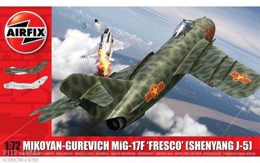Airfix Mikoyan-Gurevich MiG-17F 'Fresco' 1:72