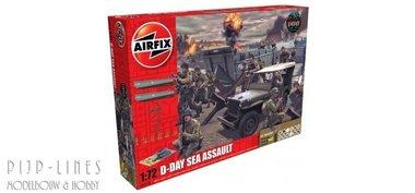 Airfix 75-jarig jubileum D-Day Sea Assault Set