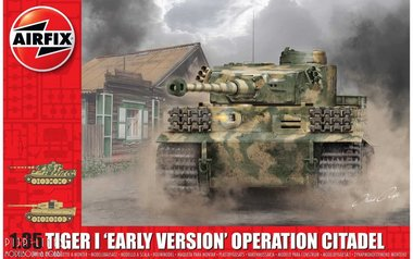 Airfix Tiger I 'Early version' Operation Citadel
