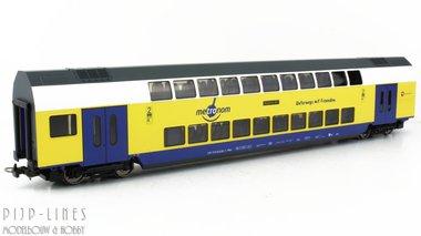 Metronom 2e klas dubbeldeks rijtuig