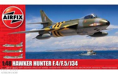 Airfix Hawker Hunter F.4 / F.5 / J.34