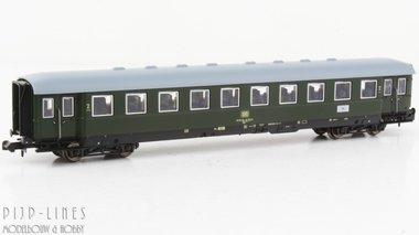DB sneltrein rijtuig 2e klas Type Bye