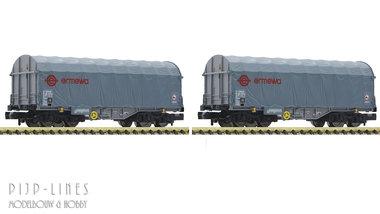 NL Ermewa huifwagen set Type Shimmns