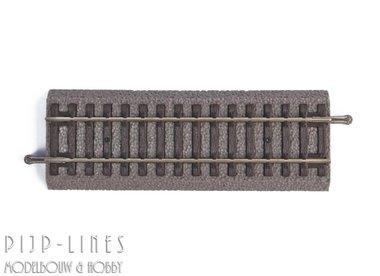 PIKO A-Gleis met bedding Rechte rails G119