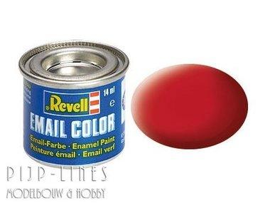Carmine Red Matt